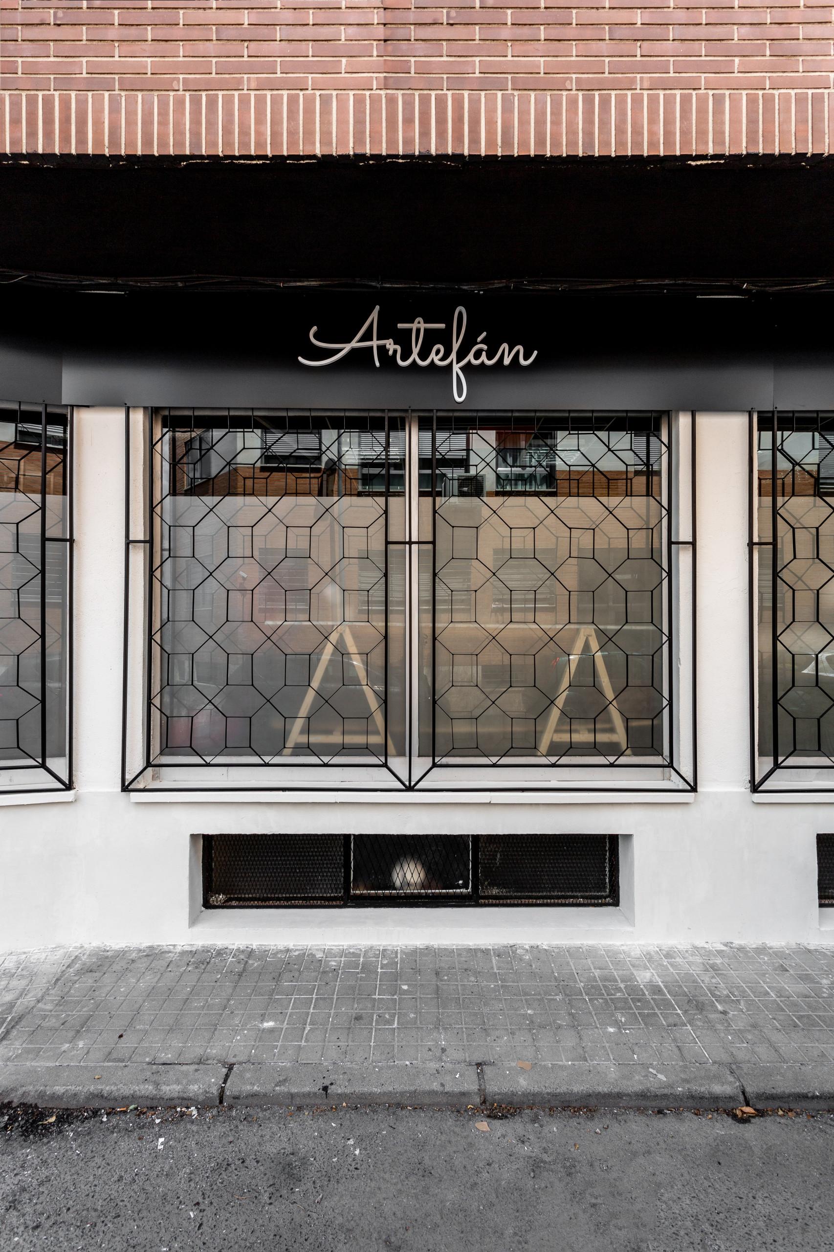 Tapiceria Artefan Reforma fachada