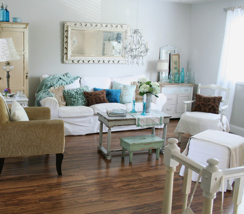 How to Nail the Shabby Chic Look in Your Home