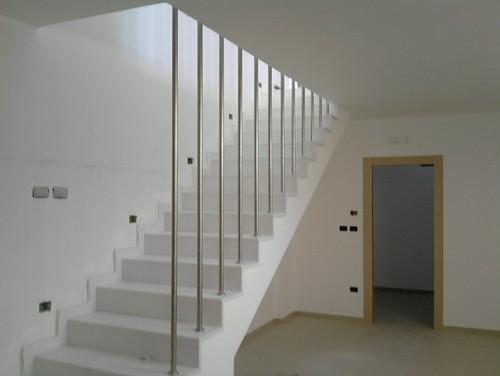 Ringhiera scala interna - Scala interna design ...