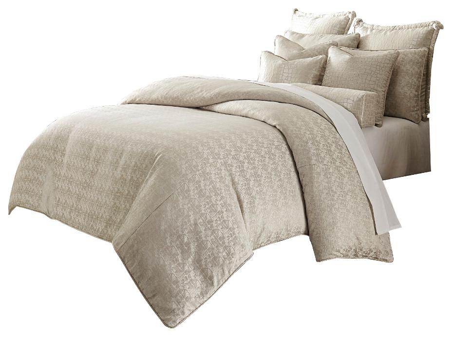 Amalfi Queen Platinum Bedroom Set : Bobs Furniture ...