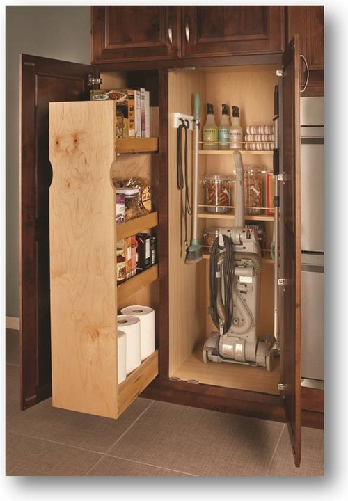 Utility broom cabinet dimensions for Kitchen wardrobe cabinet