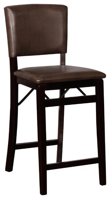 Enjoyable Monaco Sable Folding Counter Stool Machost Co Dining Chair Design Ideas Machostcouk