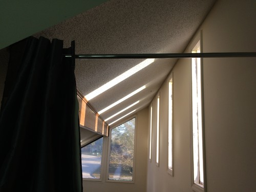 Help Us Build A Privacy Wall On Our Loft Bedroom