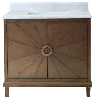 Tristan Vanity With Top Antique