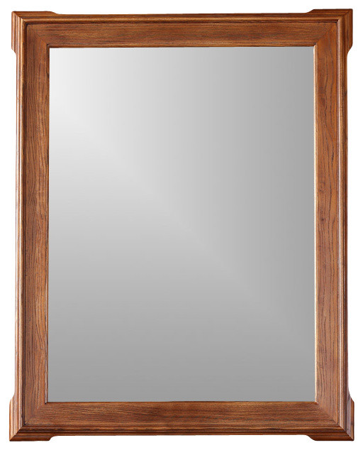 Shop Houzz James Martin Furniture Pasadena 34 Mirror