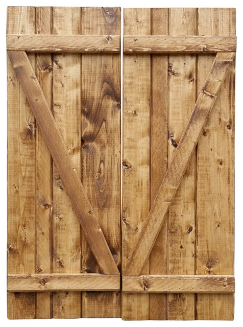 Stunning Rustic Exterior Shutters Images - Amazing House ...