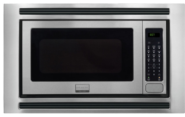 Eon Built-In Microwave, Stainless Steel.