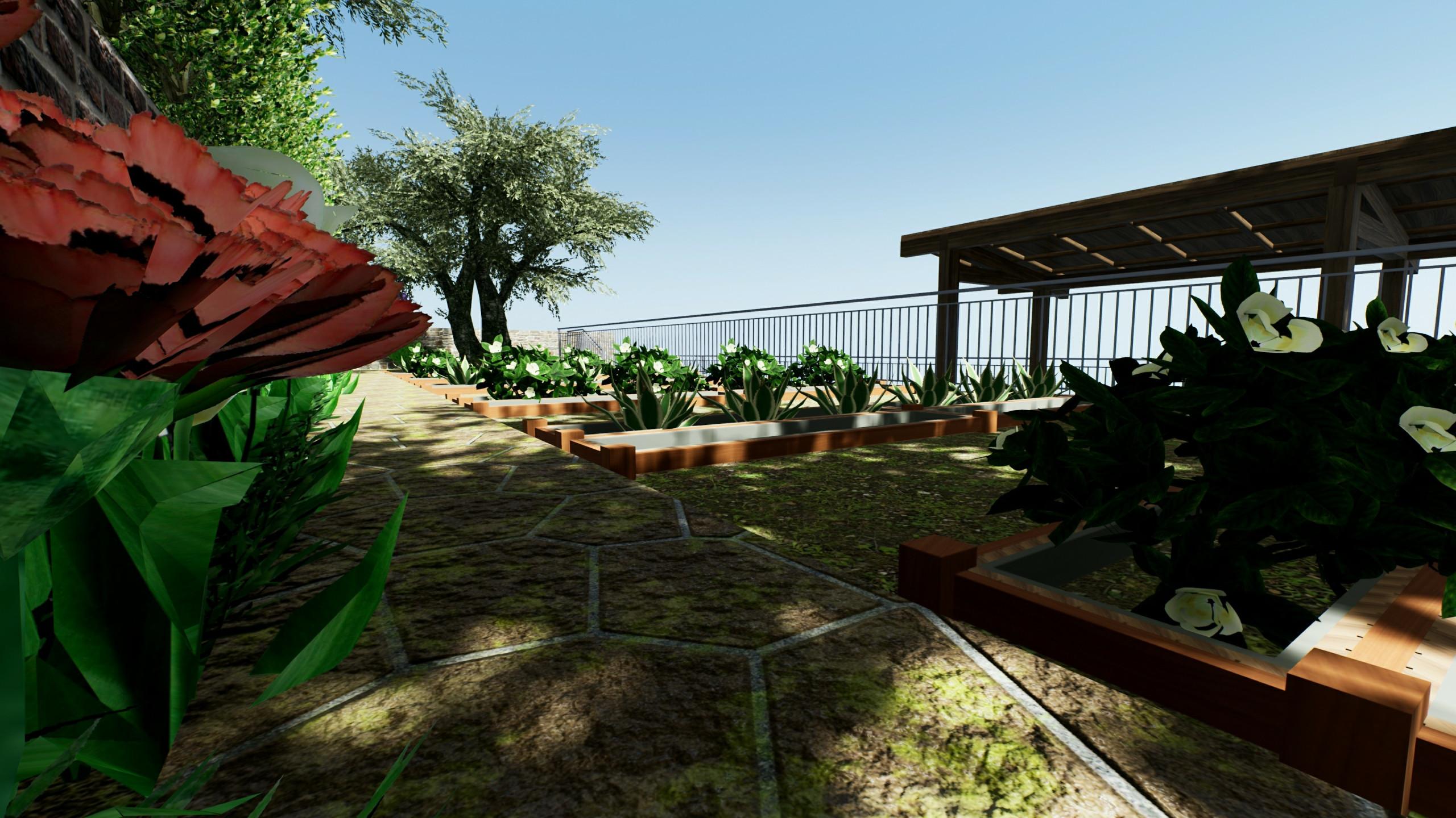 progettazione orto di casa