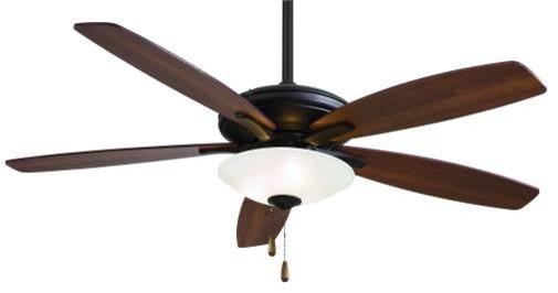 """52"""" Mojo Ceiling Fan, Oil Rubbed Bronze."""