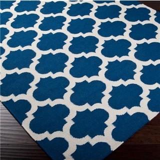γεωμετρικό σχέδιο, χαλί, μπλε