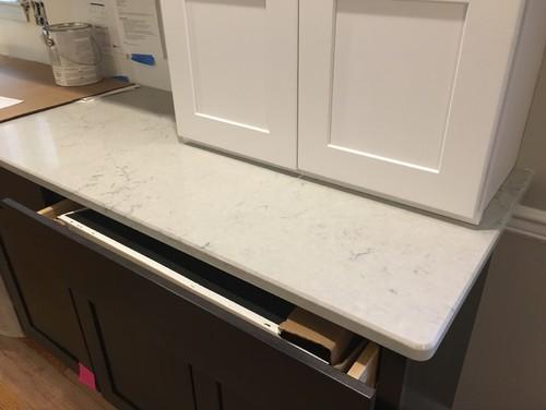 Grey Countertops has anyone installed caesarstone noble grey countertops?