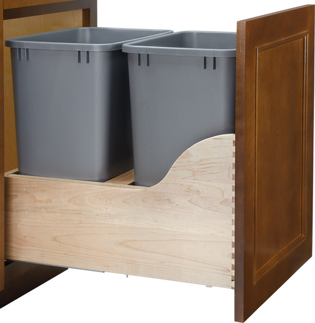 rev a shelf pullout waste unit with blum tandem soft close. Black Bedroom Furniture Sets. Home Design Ideas