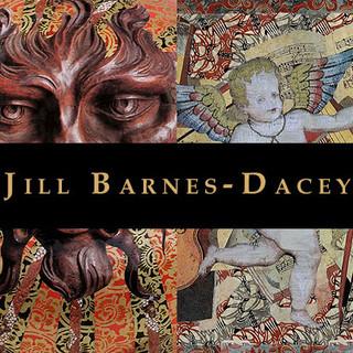Jill Barnes Dacey Artist London Berlin Beaulieu Rome