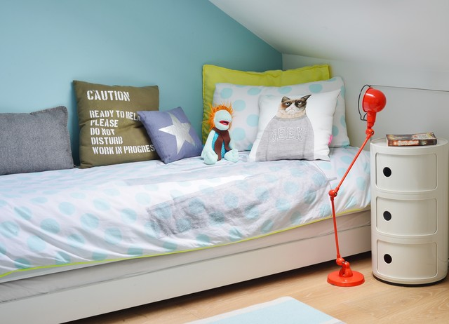 Fulham Family Home London Contemporary Kids London