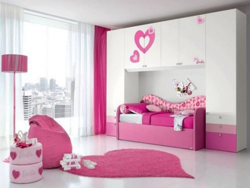 Do You Think This Is A Good Bedroom For A Little Girl
