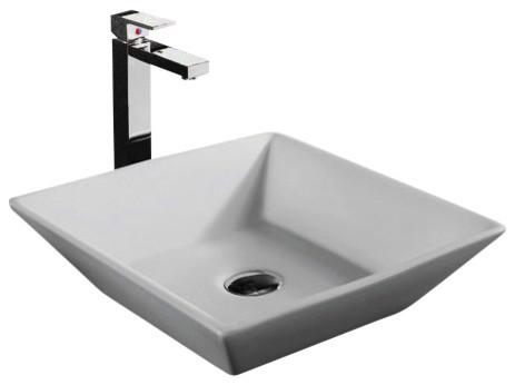 Lovely European Design Slope Wall Porcelain Ceramic Countertop Bathroom Vessel Sink  Modern Bathroom Sinks