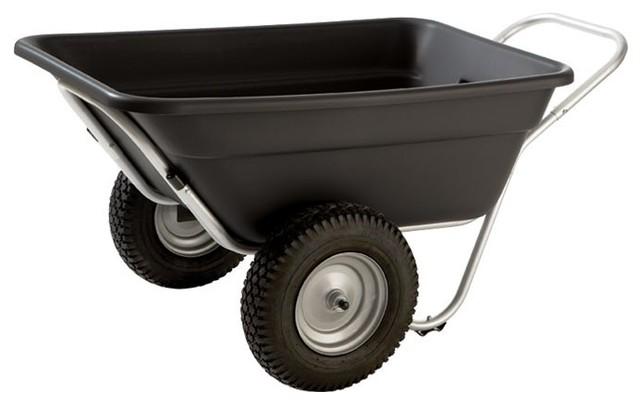 Garden Utility Cart Original Smart Cart, 7 Cubic Feet