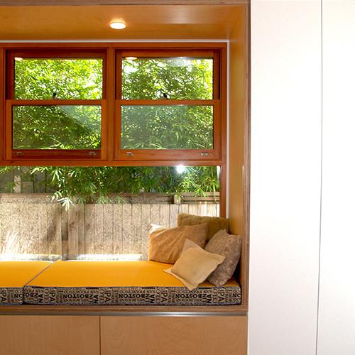 Bondi semi detached contemporary sunroom sydney by for Detached sunroom