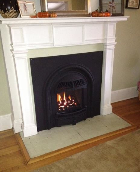 Fireplace Inserts Traditional Richmond By The