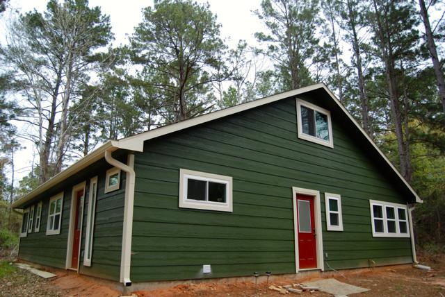 Smartside siding livingston texas home houston par for Best siding for homes in texas