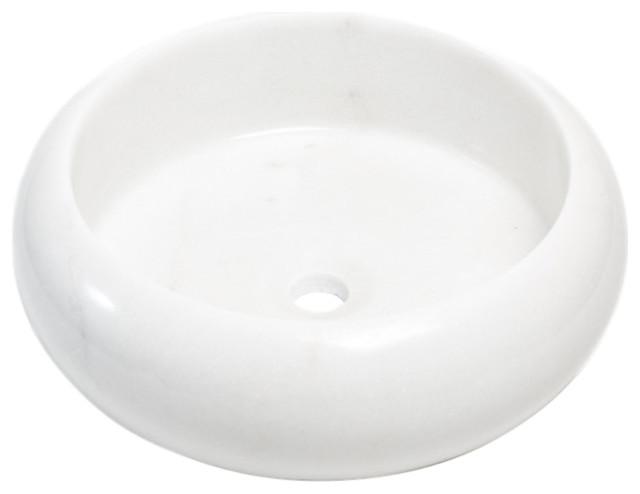 Natrual Stone Vessel Sink, Wheel Vessel Marble.