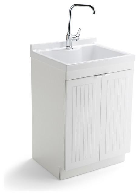 Rhett Utility Sink Cabinet 24