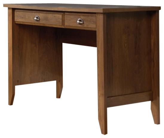 Sauder Shoal Creek Computer Desk In Oiled Oak