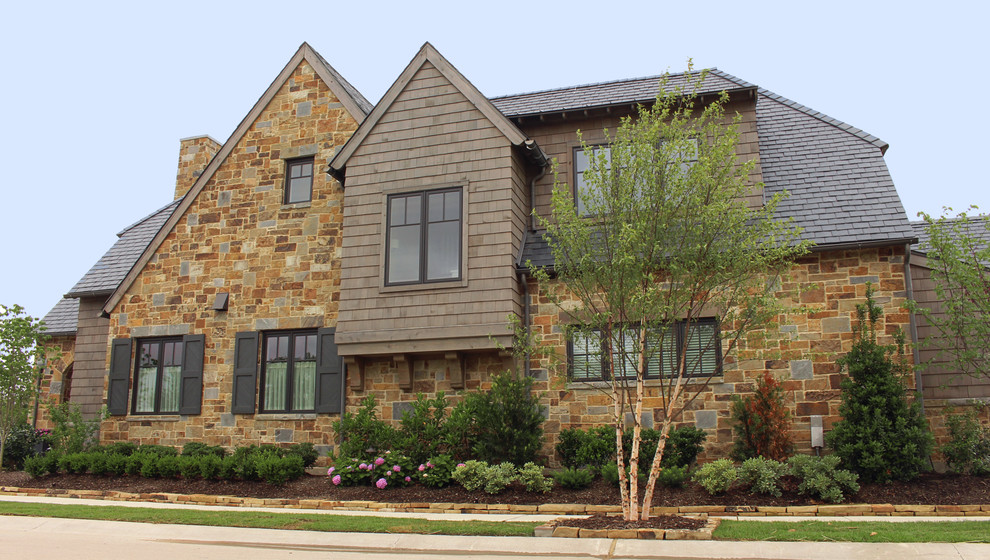 Shingle Style in Texas