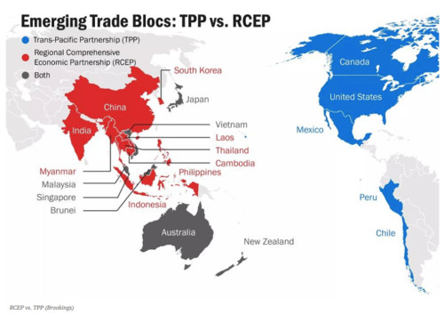 Image result for canada trudeau rcep trade