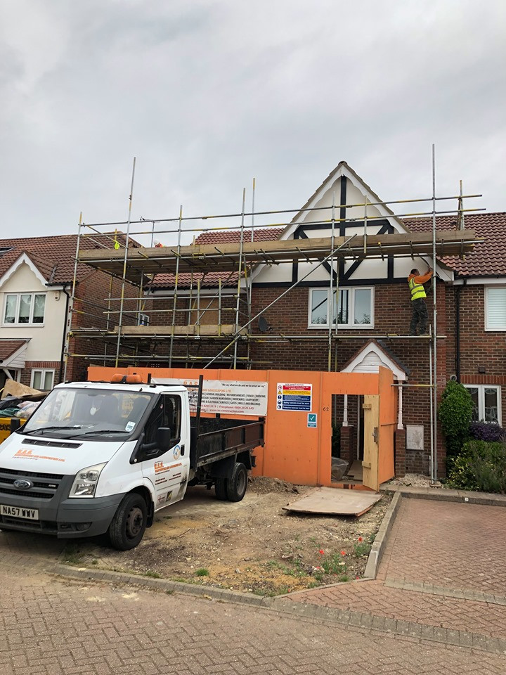 Rear & Side Extension, Loft Conversion and full renovation in Rickmansworth