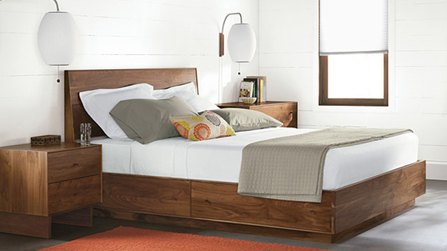 hudson bed by r b modern bedroom hudson bed by r b modern bedroom other by room