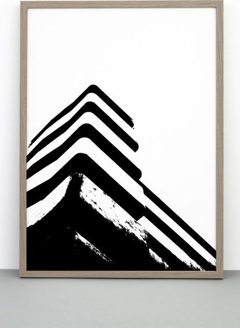 """Embassy"" Fine Art Print, 30x40 cm"