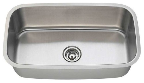 Difference Between 16 Gauge Vs. 18 In Stainless Steel Sinks?