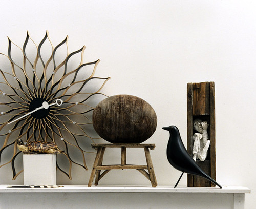 Eames House Bird by Vitra modern artwork