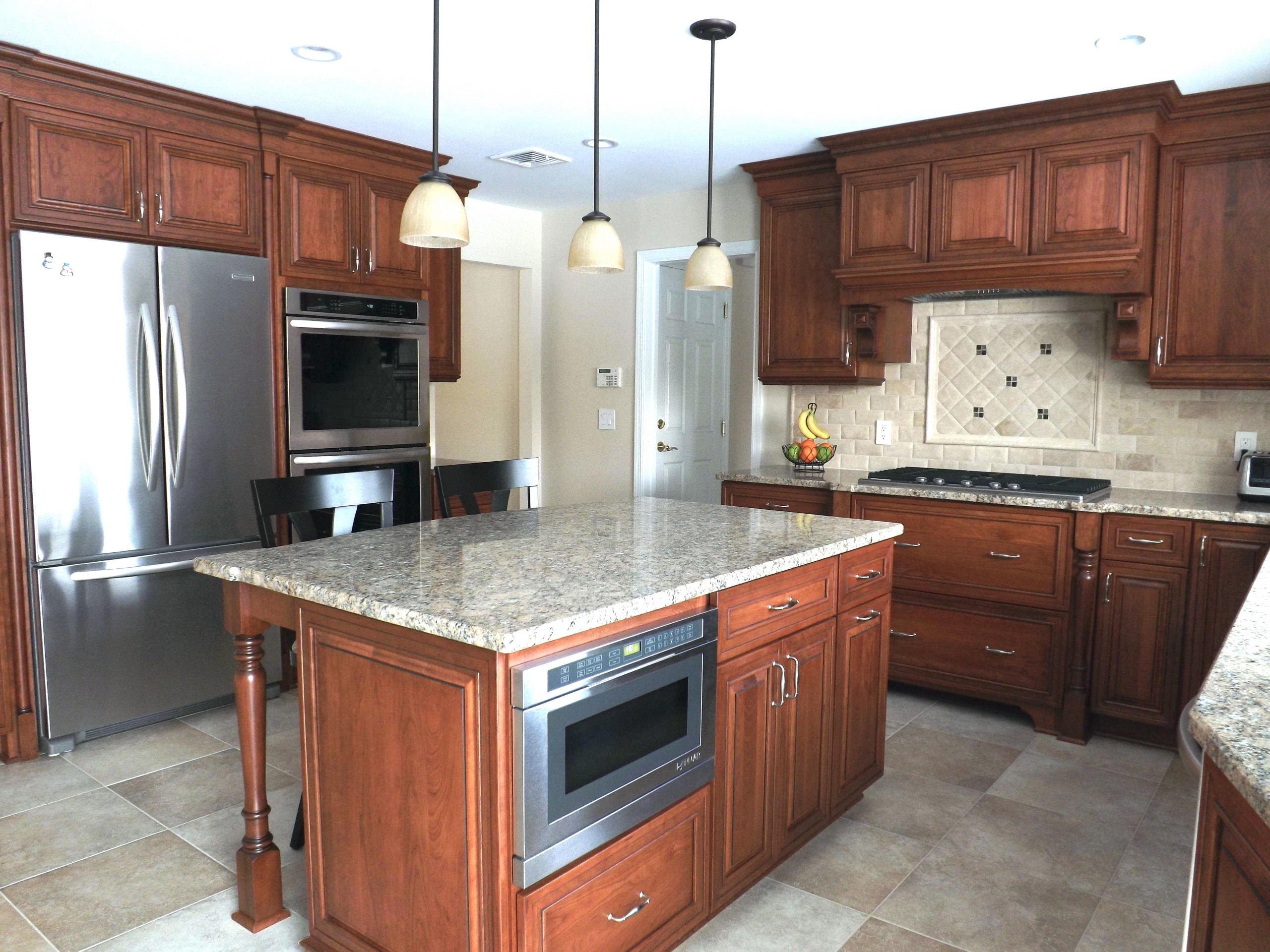 Montville Kitchen Project