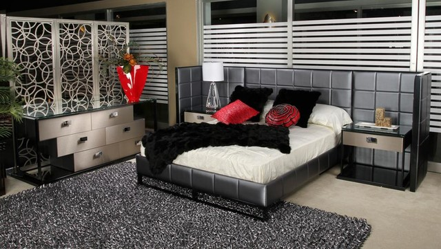Lorin Bedroom Set Modern Bedroom Furniture Sets Los Angeles
