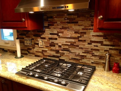 Brown Grout Colorant : Need help picking grout color