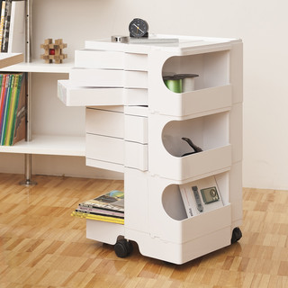 joe colombo boby office organizer  contemporary  filing