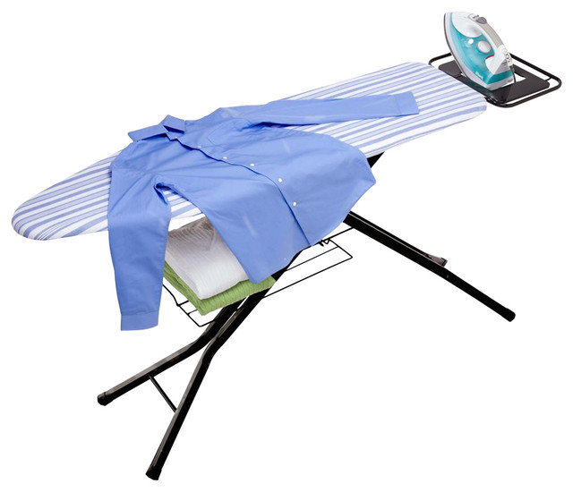 Honey Can Do Quad-Leg Ironing Board With Rest.