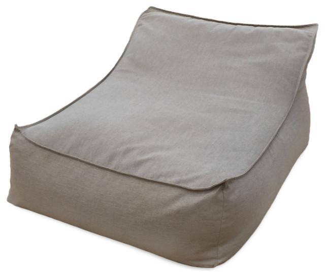 Outdoor Indoor Sailcloth Space Sunbrella Chair Contemporary