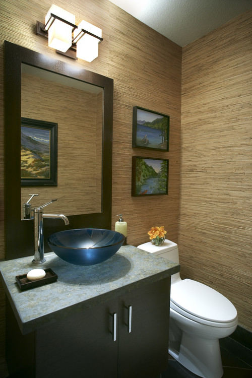 Bathrooms contemporary bathroom