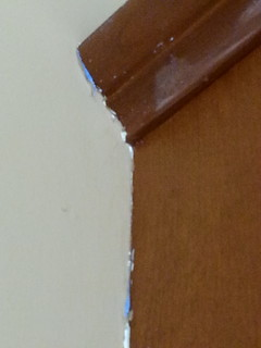 Bad Interior Paint Job By Contractor What To Do