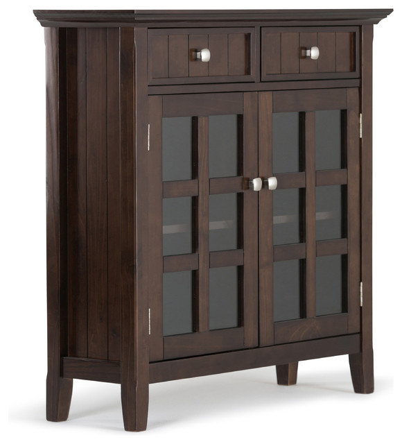Transitional Foyer Hallway: Acadian Entryway Storage Cabinet & Reviews