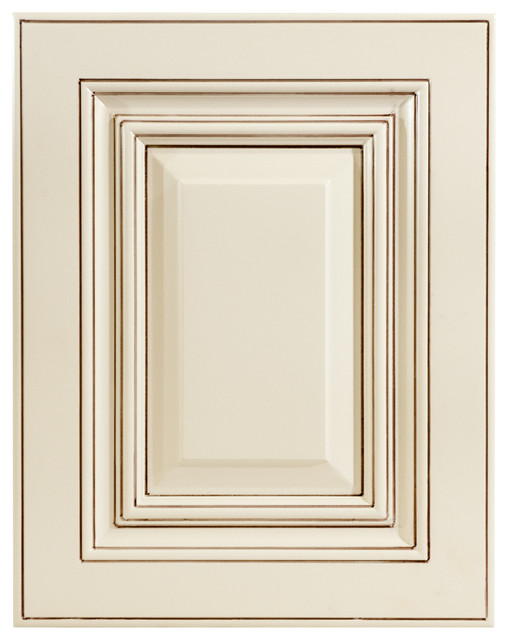 RTA Cabinets Platinum Glaze Kitchen Cabinet - Traditional - Kitchen Cabinetry - by Cabinet Mania