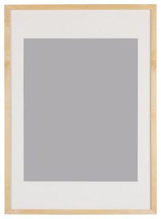 ribba minimalistisch bilderrahmen von ikea. Black Bedroom Furniture Sets. Home Design Ideas