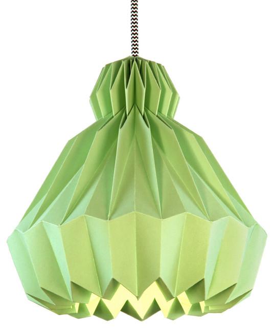 Droobski DressedUp Pendant Lamp, Mint, Petit