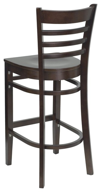 Flash Furniture Seating Wood Barstools