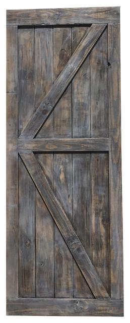 Harding Barn Door.