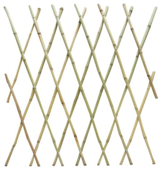 Miracle-Gro Smg12013 Bamboo Fence, 4&x27;hx6&x27;w Or 3&x27;hx8&x27;w.