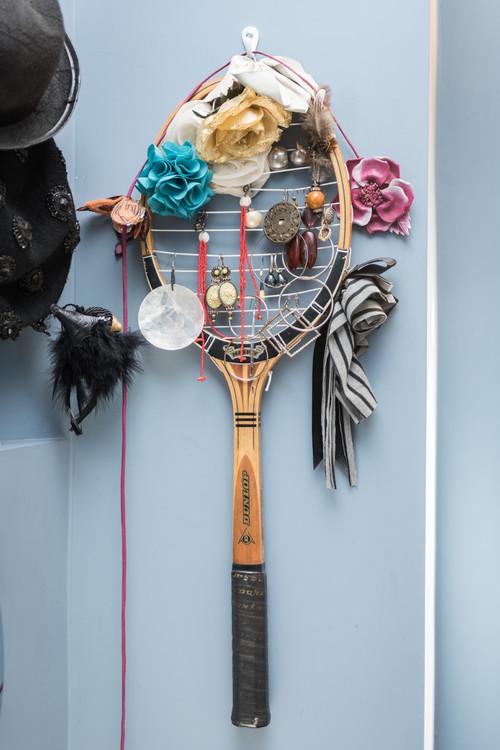 Moderne 9 kreative ideer: Sådan bliver sporten til pynt i hjemmet QB-68